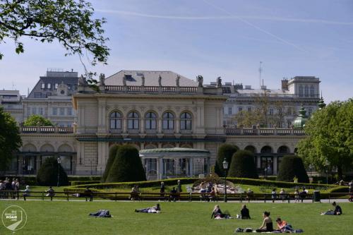Wien Stadtpark
