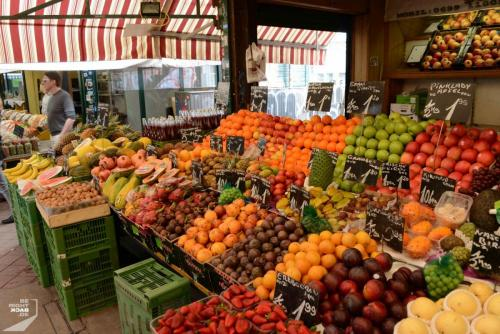 Wien Naschmarkt Obst