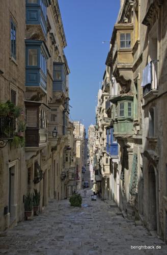 Valletta Nebenstraße