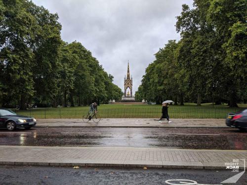 London - Hyde Park Albert Memorial