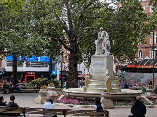 London - Shakespeare