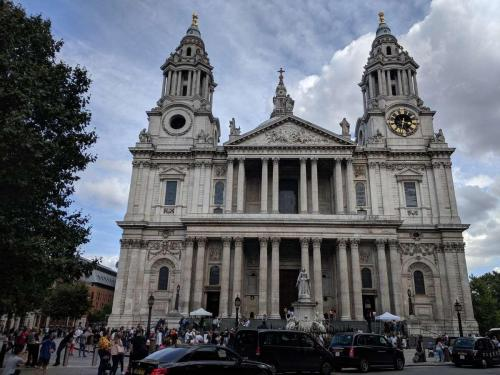 London - St. Pauls Cathedral