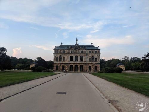 Dresden - Großes Palais