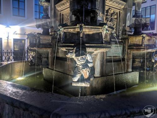 Dresden - Brunnen