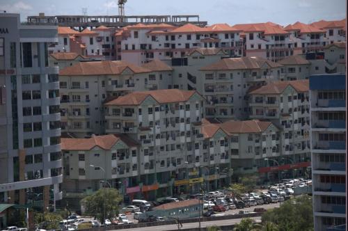 Kota Kinabalu Appartmenthäuser