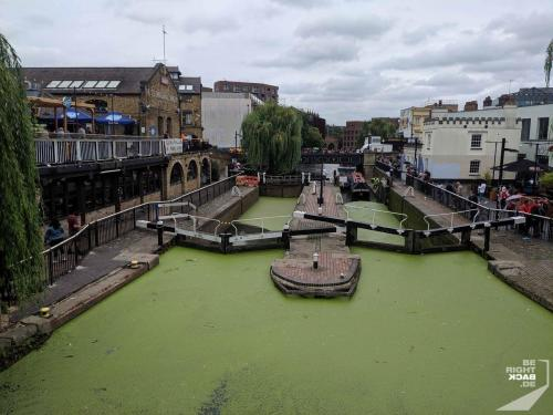 London - Regents Canal Towpath