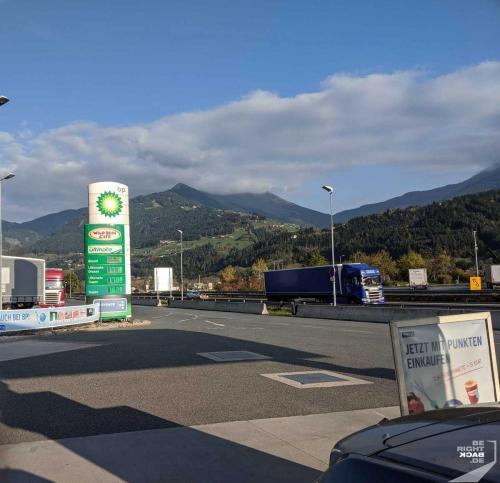 Tankstelle Österreich