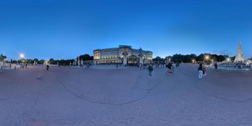 Buckingham Palace - Kugelpanorama